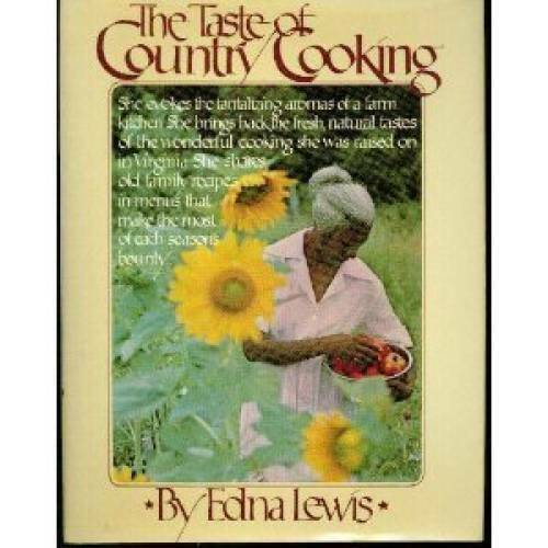 The Taste of Country Cooking - Hardcover By Lewis, Edna - GOOD
