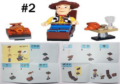 Toy Story Jessie Custom Lego Mini Figure Movie 4 UK Seller Brand NEW Sealed TOY