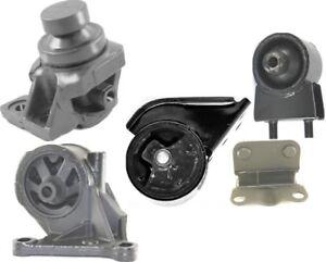 1998-1999 Mazda 626 2.0L Engine /& Automatic Transmission Mounts 5pc Kit