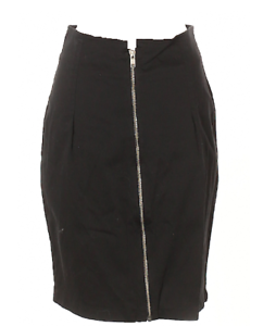 6b7e49a04d Image is loading Romeo-amp-Juliet-Couture-Womens-Black-Pencil-Skirt-