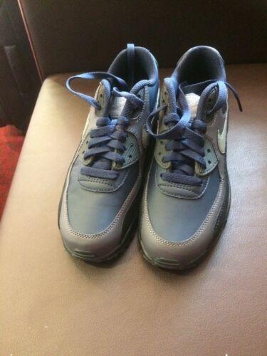 Bleu Max Taille Air 90 Foncé Baskets Uk Nike Noir 5 Gris EHwgOq0x