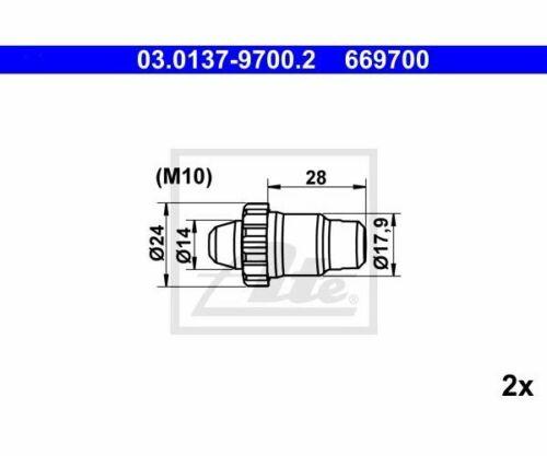 Automatische Nachstellung ATE  03.0137-9700.2 Reparatursatz