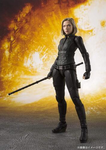 Infinity War Japan Figuarts Black Widow Avengers Bandai Hobby S.H