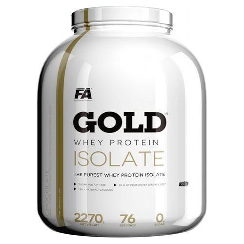 Gold Whey Protein Isolate FA FA FA Nutrition 2 x 908 g EUR37.33/kg + doppelte Menge + 65b270