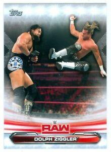 DOLPH-ZIGGLER-034-RARE-IMAGE-VARIATION-CARD-IV-DZ-034-TOPPS-WWE-RAW-2019