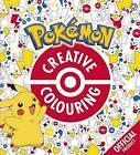 Pokemon: Pokemon Creative Colouring: Official by Pokemon (Paperback, 2016)
