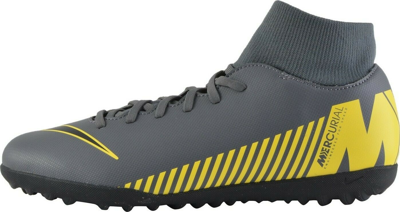 chaussures hommes CALCETTO NIKE MERCURIAL SUPERFLY 6 CLUB TF - AH7372-070