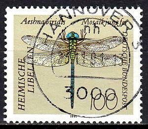 1552-Vollstempel-gestempelt-in-Hannover-3-BRD-Bund-Deutschland-Jahrgang-1991