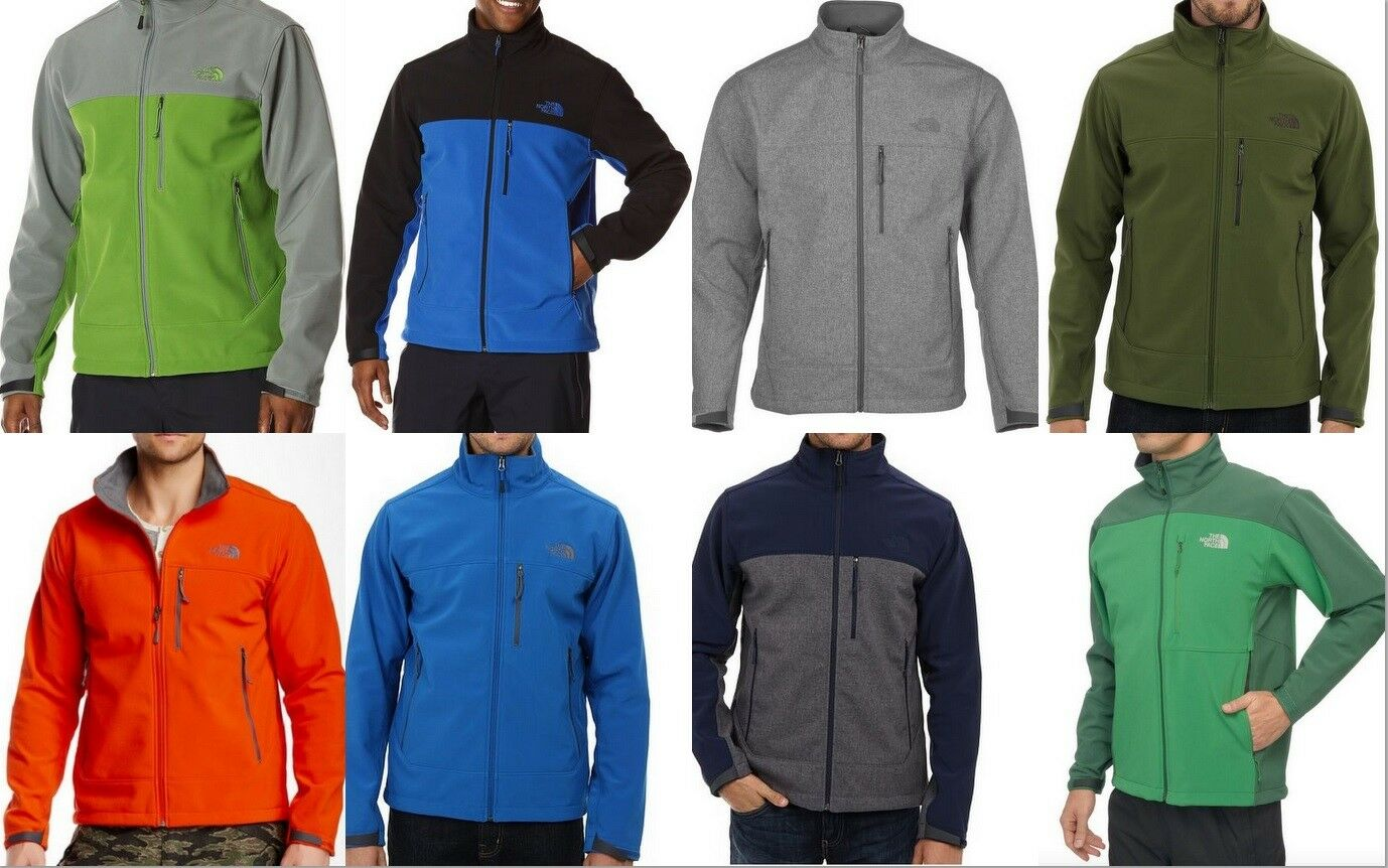 The North Face manteau softshell Apex Bionic Jacket pour hommes S-3XL NOUVEAU