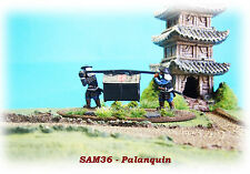SAM36 - Palanquin with 2 x Retainers