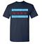 Strange Cargo Men/'s Chicago Flag Pride T-shirt I100F