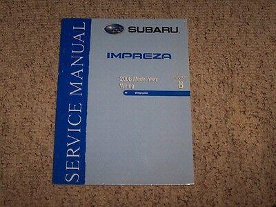 2006 Subaru Impreza Wiring Diagrams Service Repair Manual ...