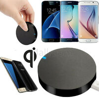 Qi Wireless Ladegeräte induktive Charger Samsung Galaxy S7/S6 Edge Plus+/Note 5