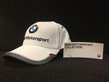 BMW Motorsport Collectors Cap Genuine OEM 80162446453
