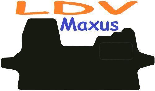 LDV Maxus Sur Mesure Tapis De Voiture ** Deluxe Qualité ** 2016 2015 2014 2013 2012 2011 2