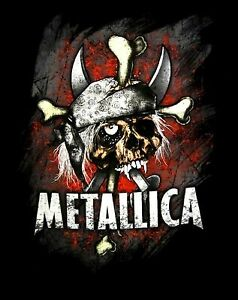 METALLICA-cd-lgo-ARGH-MATIE-MATEY-Official-SHIRT-LRG-New-vintage-style