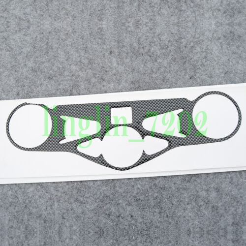 Triple Tree Top Clamp Decal Pad Sticker For Honda CBR1000RR 2008-2011 09 08 2010