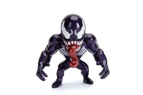"""Jada 4´ 253221009 Marvel Actionfigur /""""Ultimate Venom/"""" NEU! Metall"""