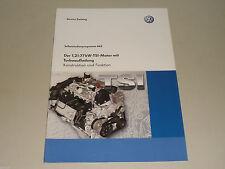 SSP 443 VW Volkswagen Selbststudienprogramm 1,2l 77kW TSI Motor m Turboaufladung