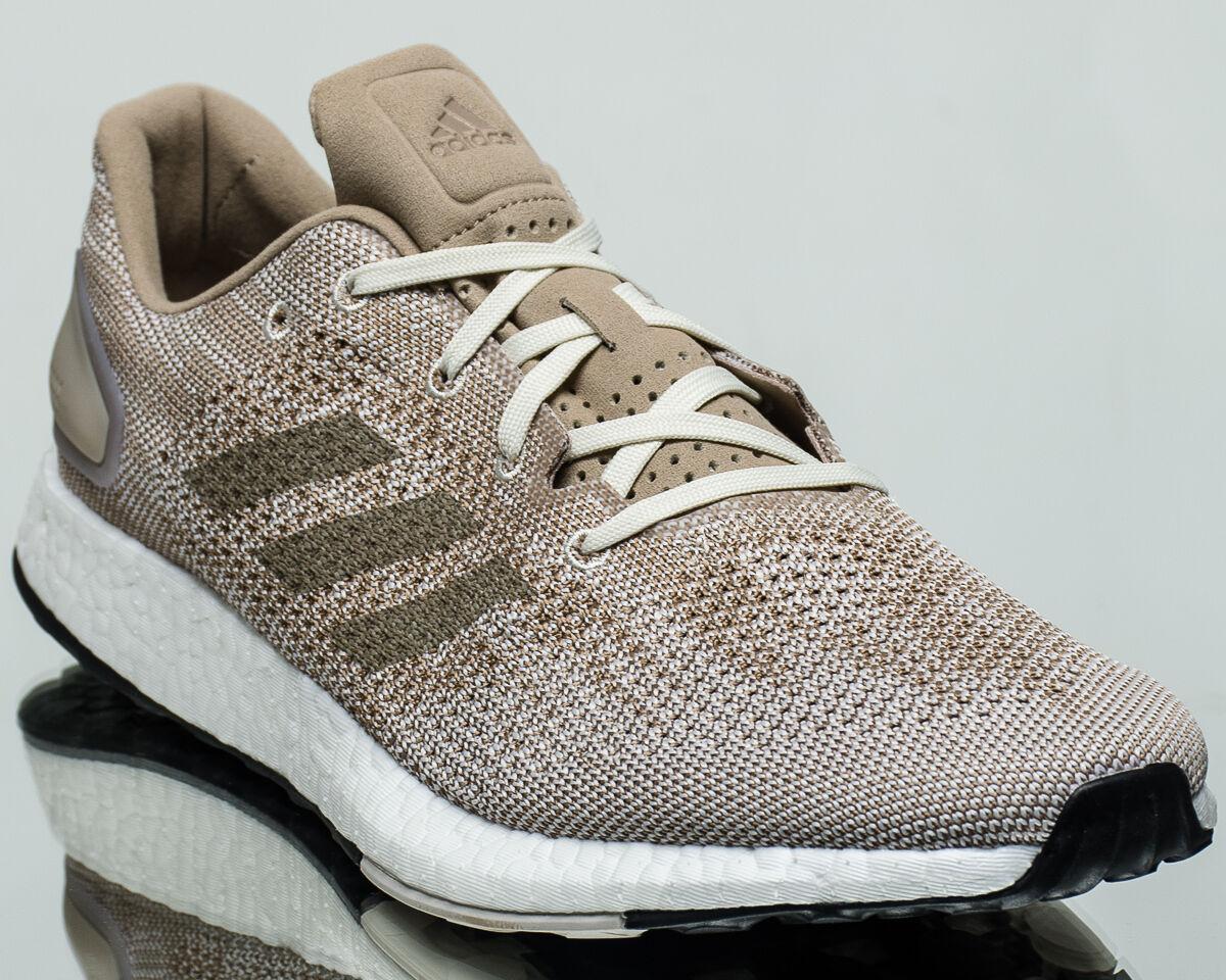 Adidas Pureboost DPR Men Running Correr Tenis Zapatos Marrón S82013