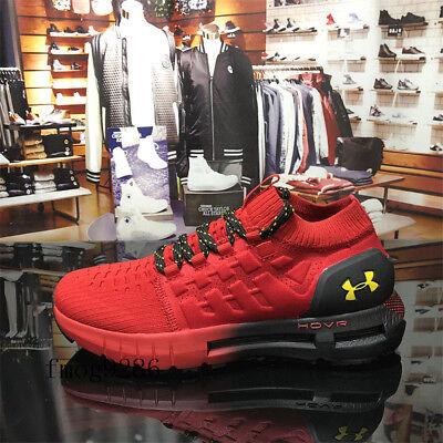 the best attitude 73f6c d2ee7 Under Armour HOVR Phantom Running Walking Men's Sports Shoes ...