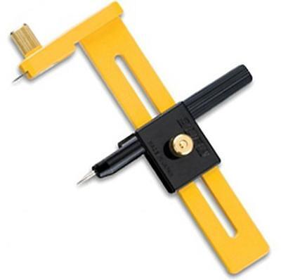 OLFA CMP-1 Compass Circle Cutter Circle Cutter cutting circle in paper Genuine
