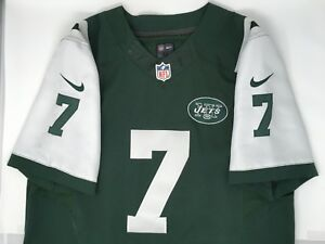 Details about NFL NIKE New York Jets Geno Smith Jersey (SZ 40) LARGE