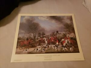 The-Hertfordshire-Hunt-1839-Fox-Hunters-Meeting-Print-Published-By-Graphic-Arts