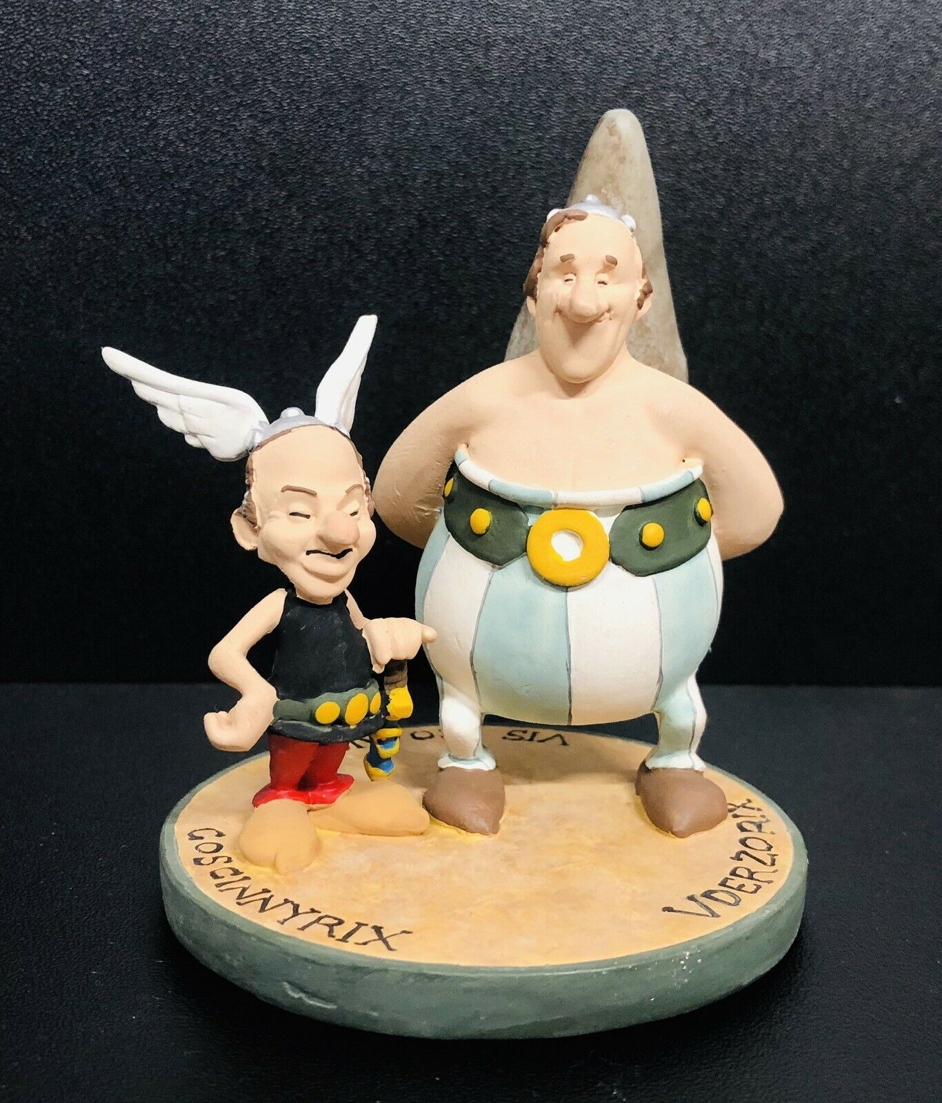 Figurine PIXI 4224  UDERZORIX ET GOSCINNYRIX