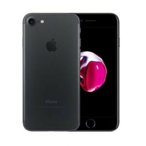 #Cod Paypal Apple iPhone7 128gb Matte Black Factory Unlocked Agsbeagle