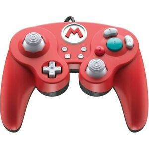 PDP-Manette-Filaire-Pour-Nintendo-Switch-Super-Smash-Bros-Mario