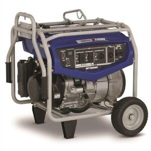 YAMAHA EF7200D Industrial 7200 WATT Generator