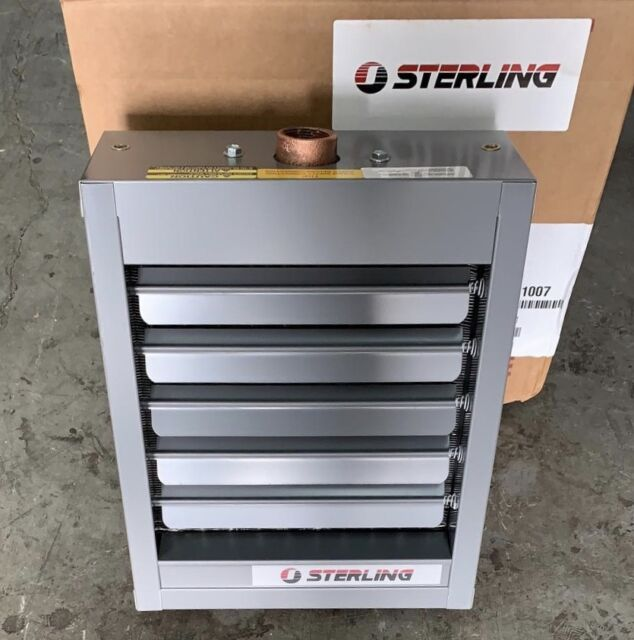 Buy Sterling Steamhot Water Unit Heater Hs 024 115v 60hz 1 Phase