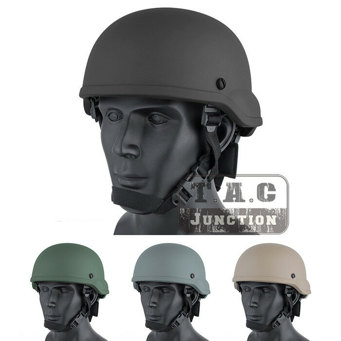 Emerson  Tactical ACH MICH 2002 TC-2002 Combat Helmet ABS for Airsoft Paintball  up to 60% discount