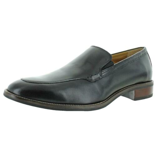 Cole Haan Mens Lenox Hill Venetian Leather Slip On Flats Loafers Shoes BHFO 3669
