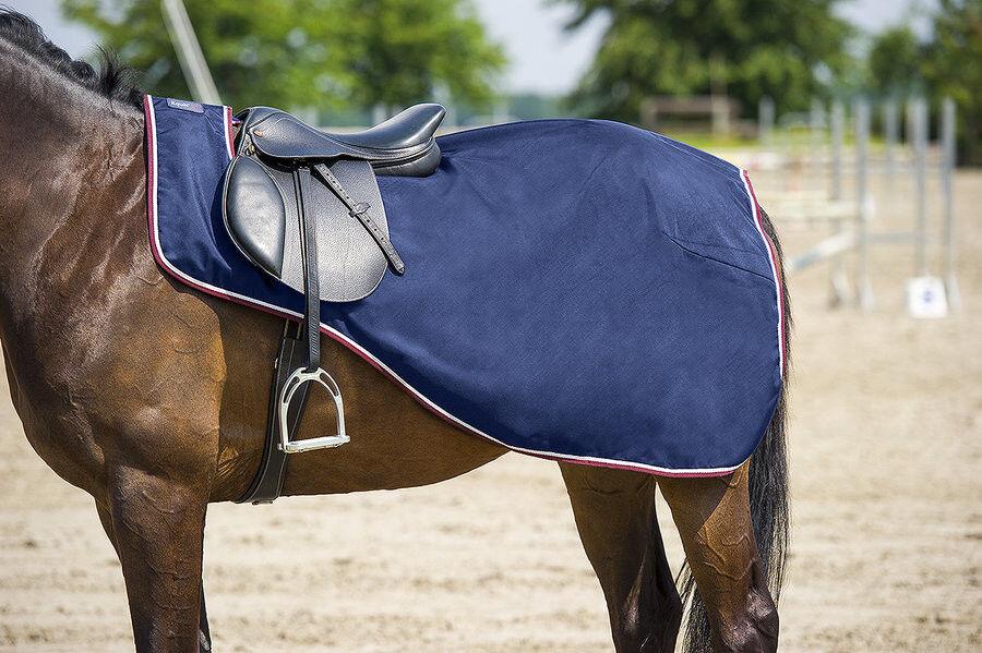 Equi Theme Nierendecke Nierendecke Nierendecke Equit'M 1680 D mit Fleece Innenfutter 3d9008