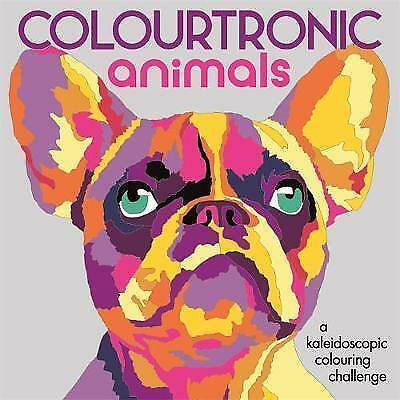 Colourtronic Animals by Farnsworth, Lauren, NEW Book, FREE & Fast Delivery, (Pap