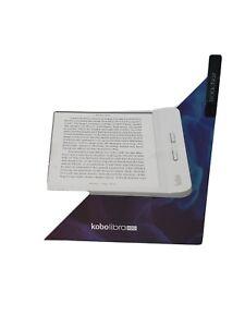 "Kobo Libra H2O, Black eBook eReader 7"" Waterproof eInk Touchscreen"