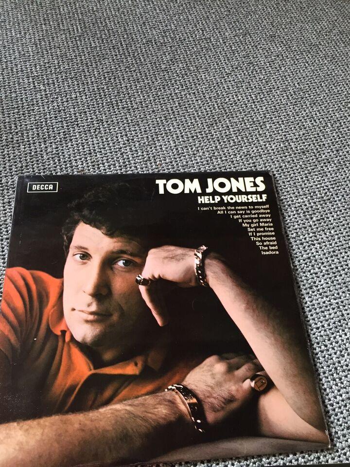LP, Tom Jones, Pop