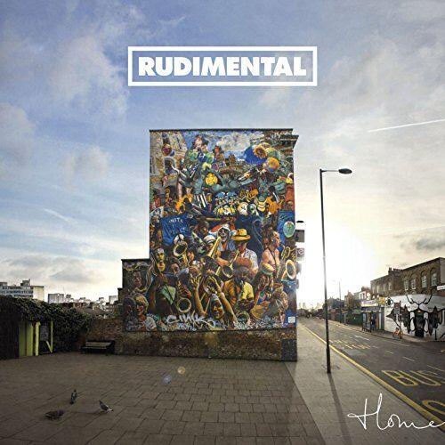 1 of 1 - Rudimental - Home - Rudimental CD OSVG The Cheap Fast Free Post