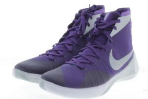 timeless design 60686 8974e Image is loading Mens-Large-Size-Nike-HyperDunk-2015-Purple-Athletic-
