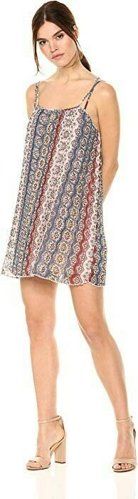 Bcbgeneration dress strappy pleated  SMALL