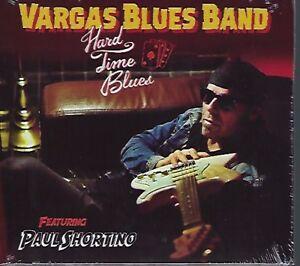 Vargas-Blues-Band-duro-tiempo-Blues-Paul-Shortino-CD-Santo-Grial-Nuevo-Sellado