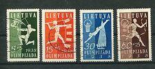 Litauen 417720 mit Sonderstempel / Olympiade ..............................1/148