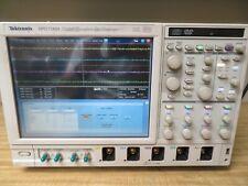 Tektronix Dpo71604 Dsa71604 16ghz Digital Phosphorus Oscilloscope 50gss Opts