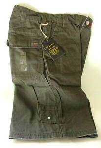 M-Gordon-Micro-Sanded-Cotton-Carpenter-Style-Shorts-Mens-size-28-NWT-NEW