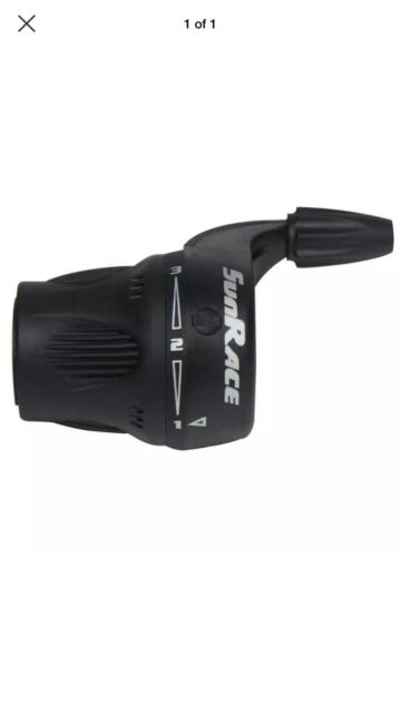 Sunrace TSM28 Right Twist Shifter 6S