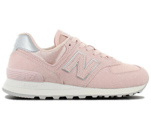 Details about New balance Classics 574 WL574OPS Women's Sneaker Pink Shoes  Sneakers Leisure