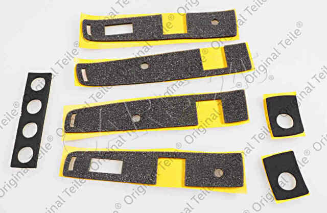 Right VW Touran 1T0860151 Genuine Gasket Set For Roof Rack Left A