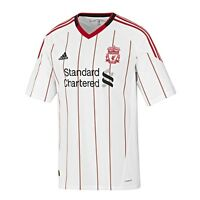 Authentic Junior adidas Liverpool Away Shirt 2010- 2011, Age: 7 -14 Years